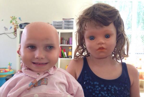 好毛好毛,娃娃臉與人臉交換3