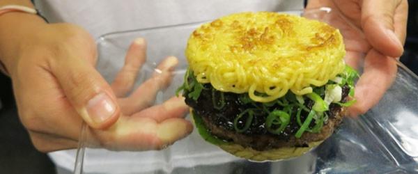 拉麵漢堡可以順利攻下米漢堡嗎?