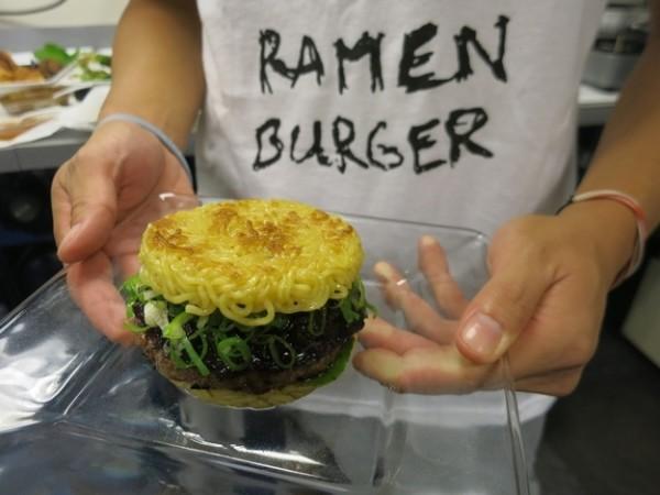 拉麵漢堡可以順利攻下米漢堡嗎?7