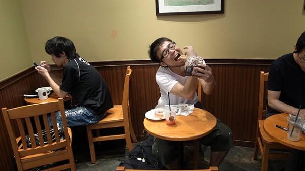 日本攝影師教你拍出一個人的閃光畫面7
