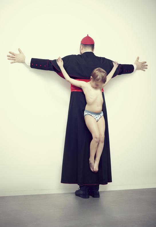 沉重十字架!發人深省的孩子的敵人3