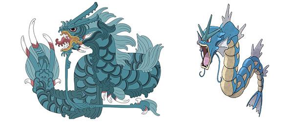 神奇寶貝變成瑪雅文化的聖獸