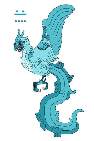 神奇寶貝變成瑪雅文化的聖獸11