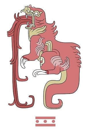神奇寶貝變成瑪雅文化的聖獸51