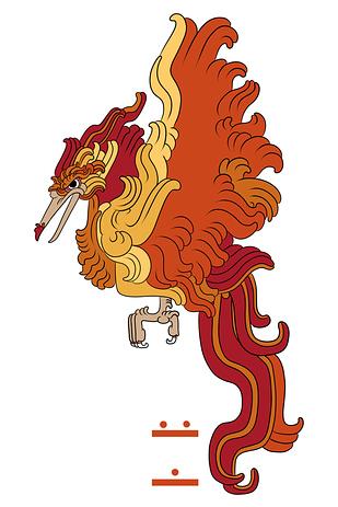 神奇寶貝變成瑪雅文化的聖獸71