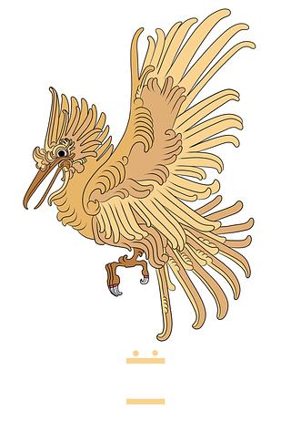 神奇寶貝變成瑪雅文化的聖獸91
