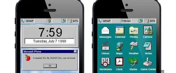 讓iPhone使用者都爆怒的畫面