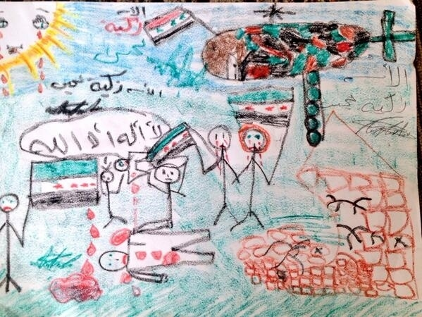 這是敘利亞現在的樣子1
