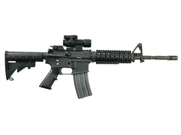 世界各國的軍隊所配發的步槍1