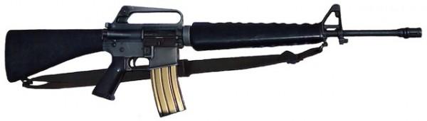 世界各國的軍隊所配發的步槍2