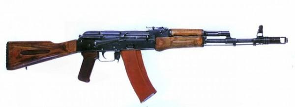 世界各國的軍隊所配發的步槍4