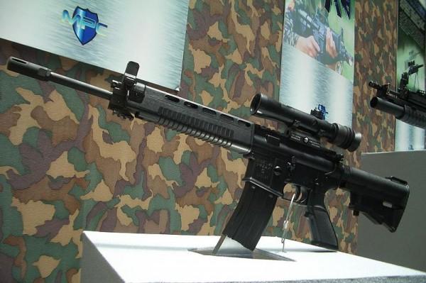 世界各國的軍隊所配發的步槍5