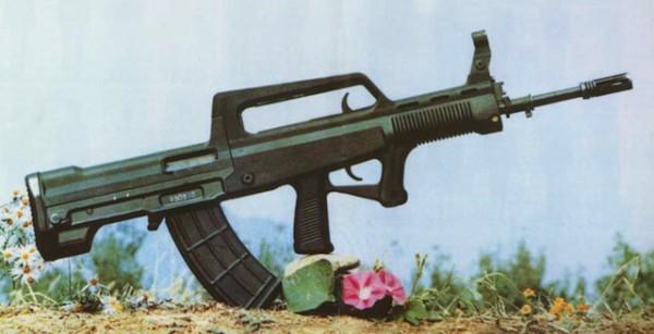 世界各國的軍隊所配發的步槍6