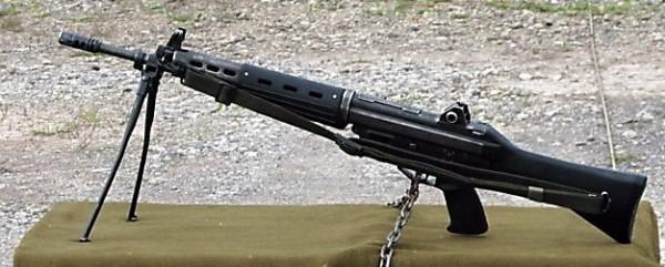世界各國的軍隊所配發的步槍7