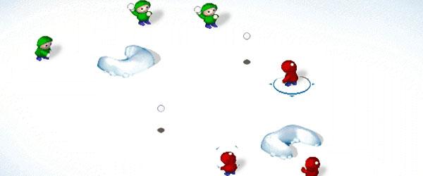 大家還記得這個砸雪球遊戲嗎?