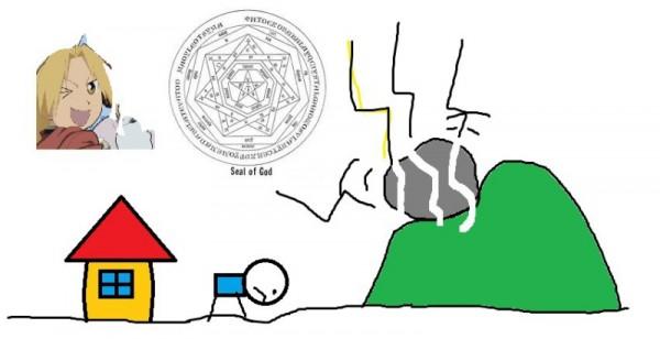 如何不被山上的石頭壓到(圖文教學)11