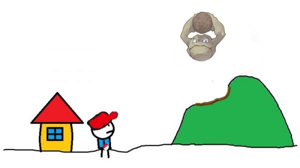 如何不被山上的石頭壓到(圖文教學)9