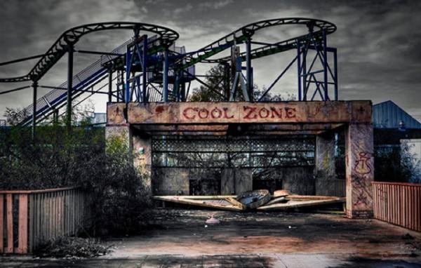 廢棄遊樂園與它們廢棄的回憶15