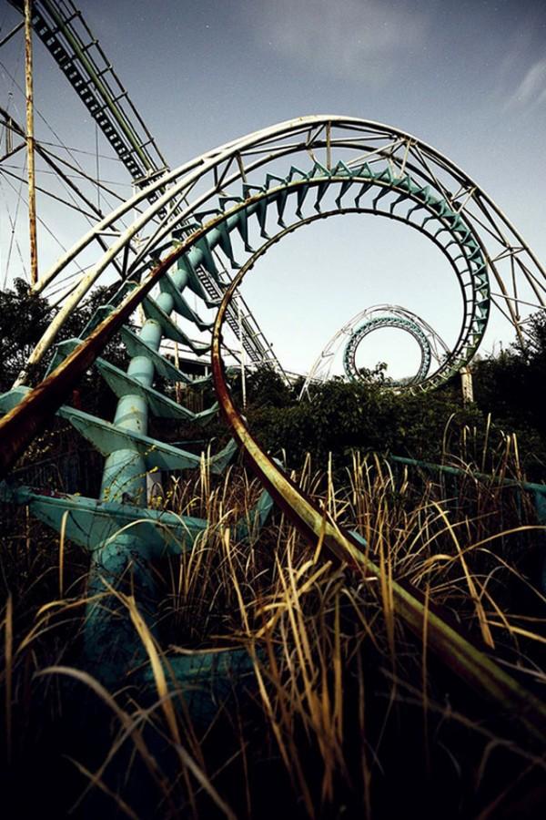 廢棄遊樂園與它們廢棄的回憶17