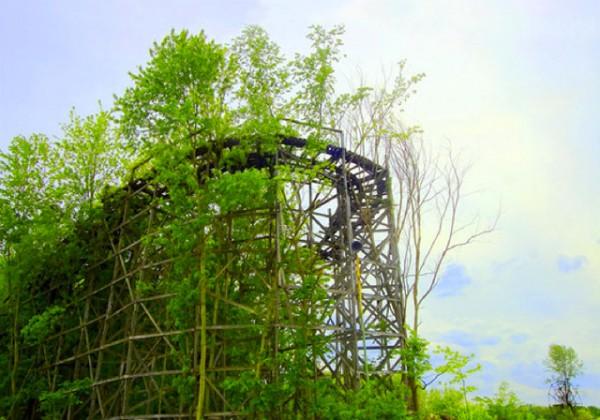 廢棄遊樂園與它們廢棄的回憶21