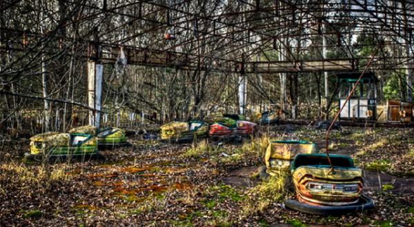 廢棄遊樂園與它們廢棄的回憶24