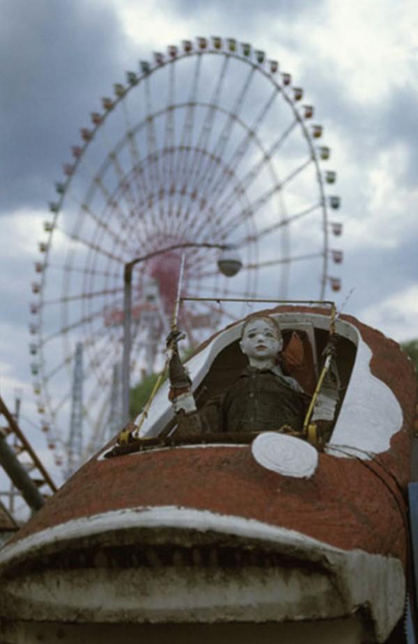廢棄遊樂園與它們廢棄的回憶25