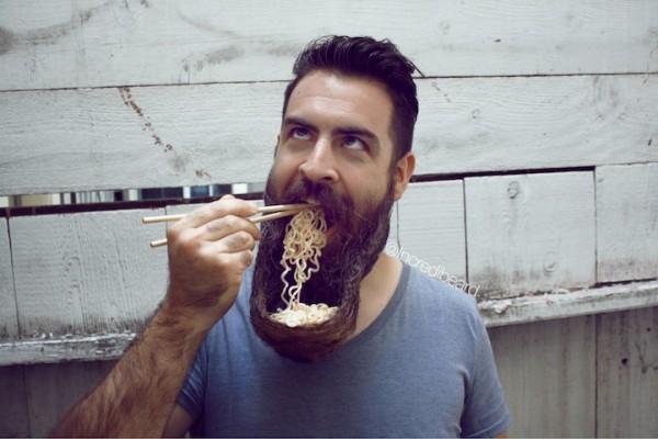 挑戰人類鬍子的極限!1