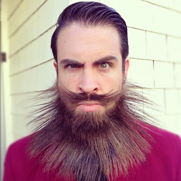 挑戰人類鬍子的極限!6