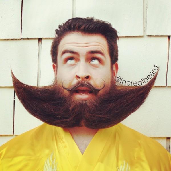 挑戰人類鬍子的極限!7
