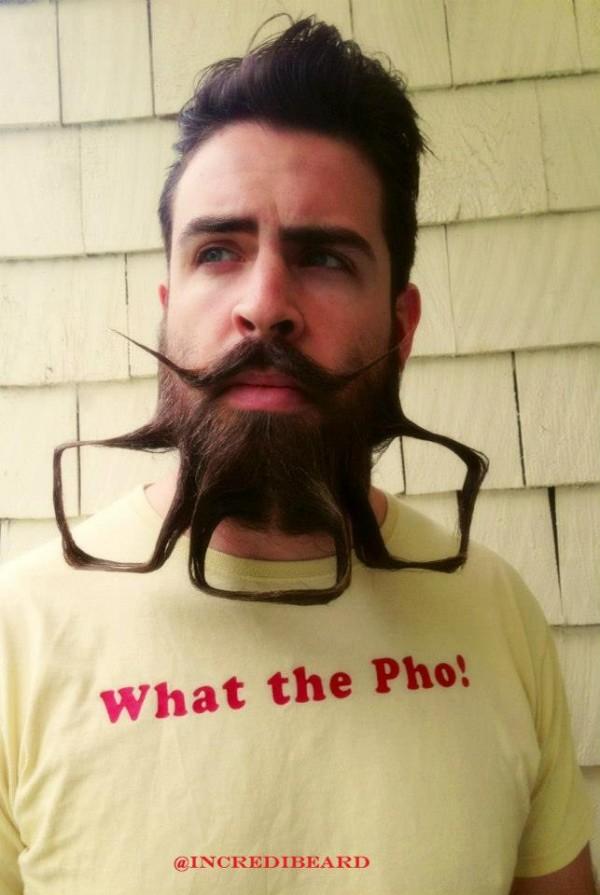 挑戰人類鬍子的極限!8