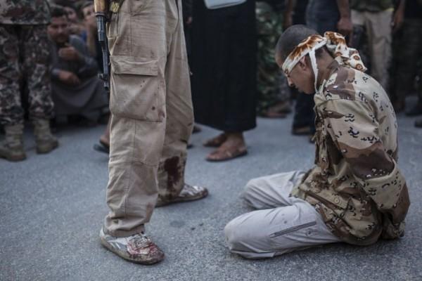 敘利亞處決俘虜紀錄(慎入)1