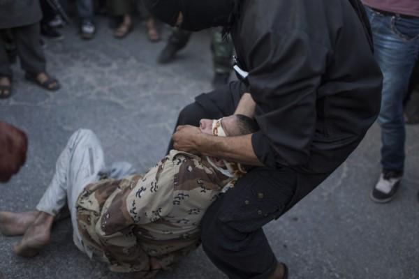 敘利亞處決俘虜紀錄(慎入)3