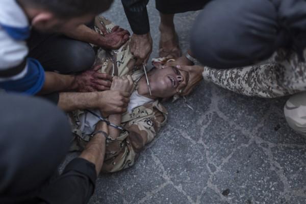 敘利亞處決俘虜紀錄(慎入)5