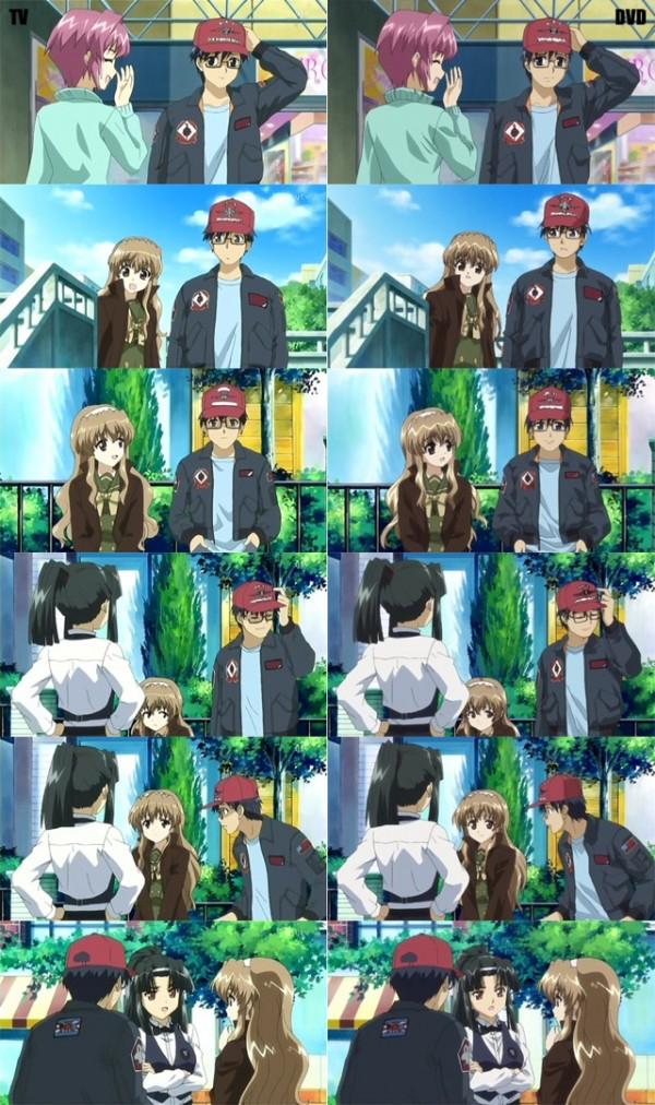 日本動漫角色的畫風演化11