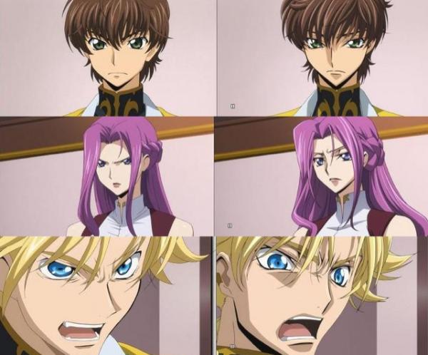 日本動漫角色的畫風演化14