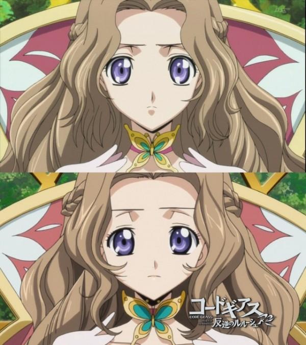 日本動漫角色的畫風演化17