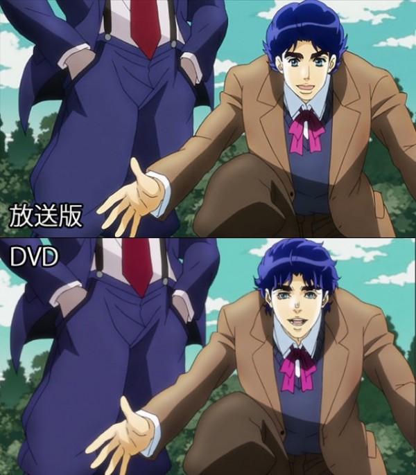 日本動漫角色的畫風演化6