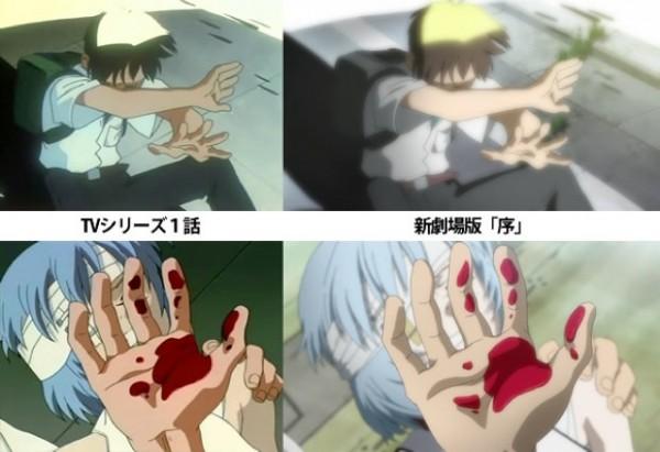 日本動漫角色的畫風演化8
