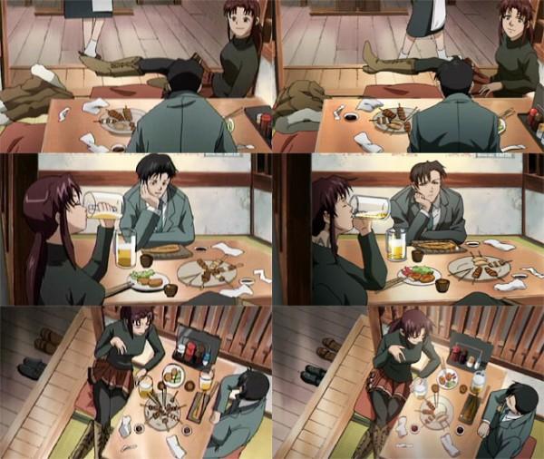 日本動漫角色的畫風演化9