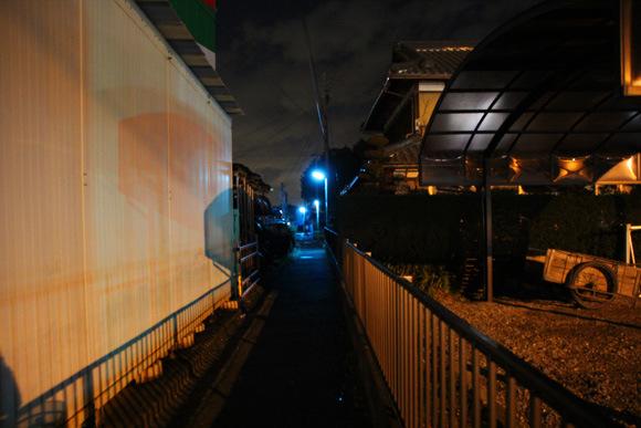 為什麼日本的夜晚是螢光藍?2
