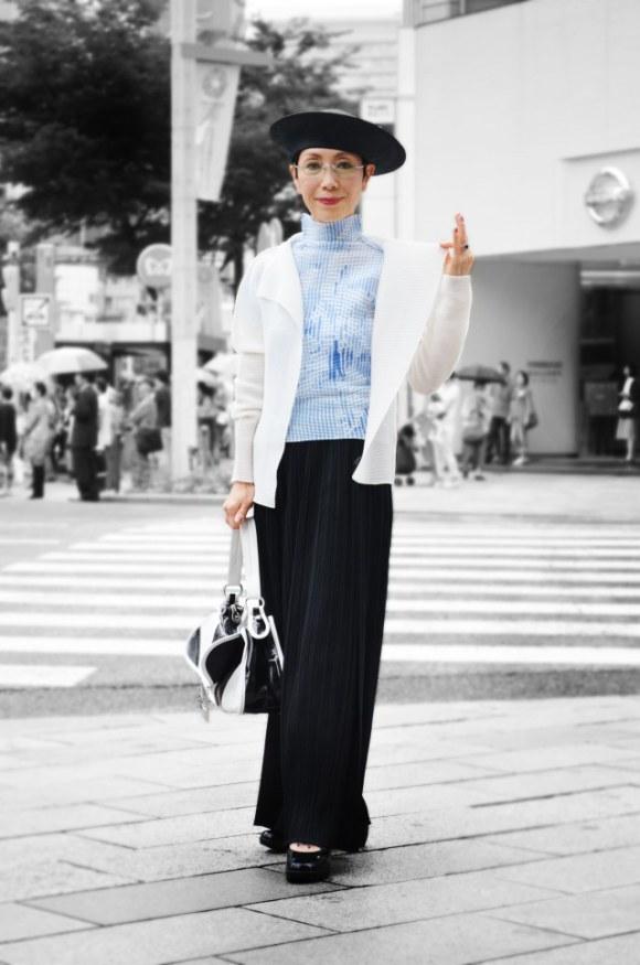 老人也可以潮!日本的時尚阿嬤們10