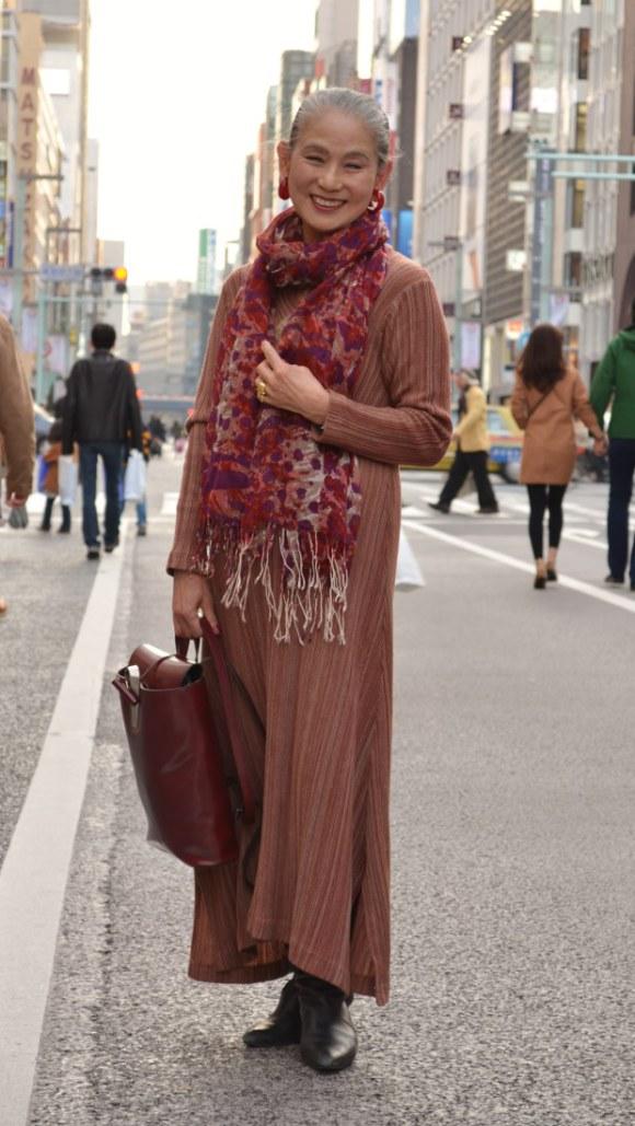 老人也可以潮!日本的時尚阿嬤們12