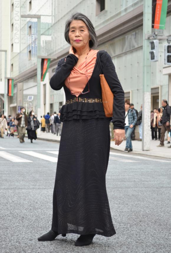 老人也可以潮!日本的時尚阿嬤們13