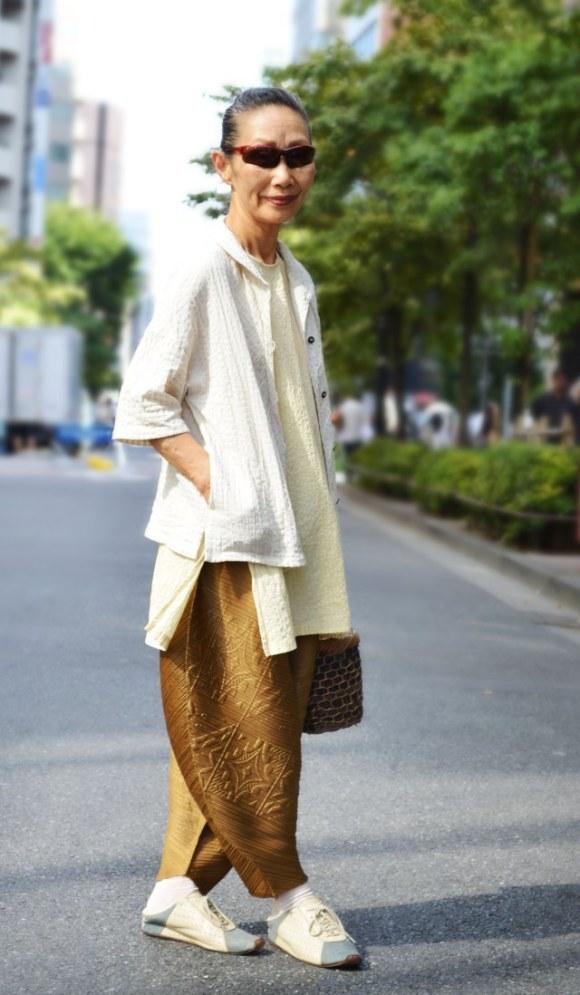 老人也可以潮!日本的時尚阿嬤們16