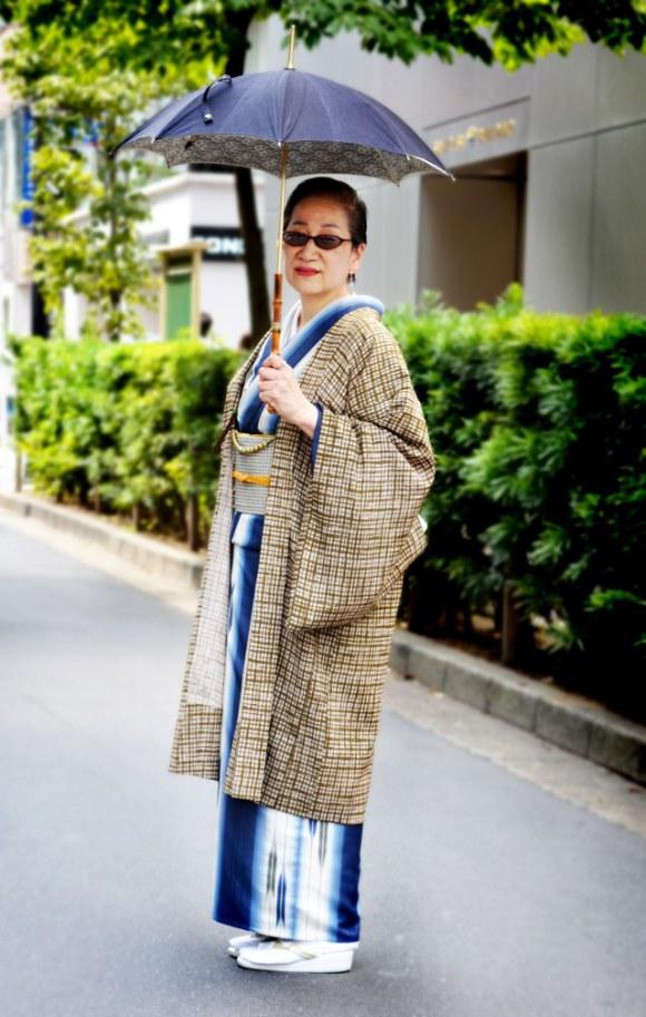 老人也可以潮!日本的時尚阿嬤們2