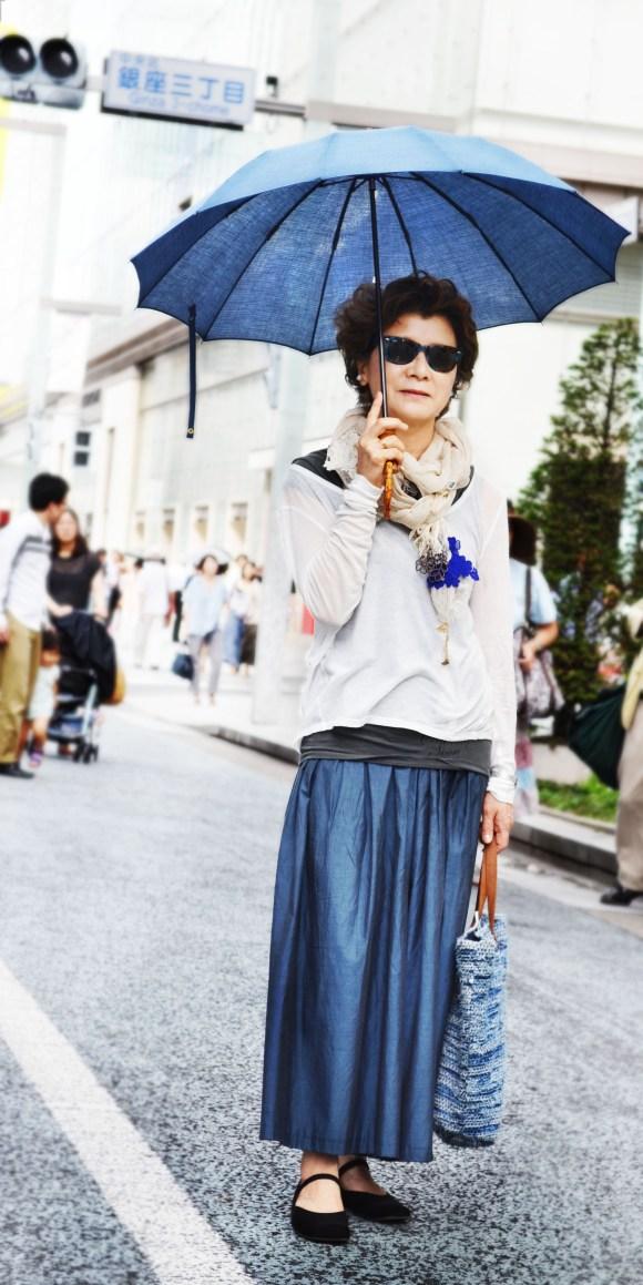 老人也可以潮!日本的時尚阿嬤們3