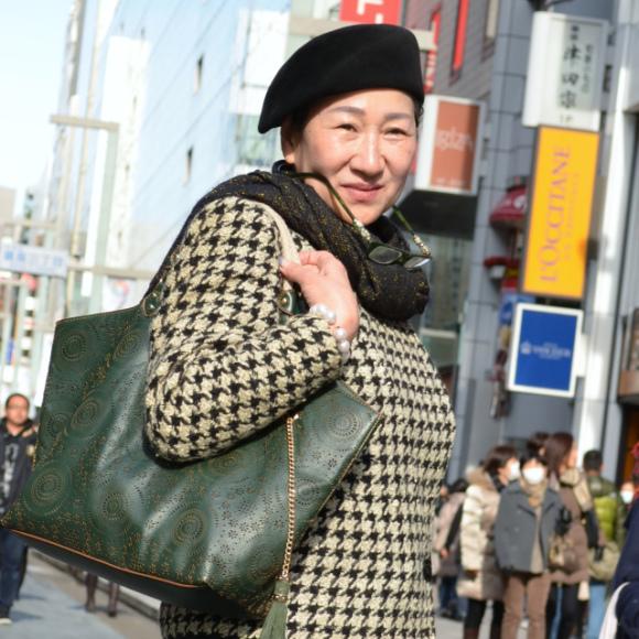 老人也可以潮!日本的時尚阿嬤們4