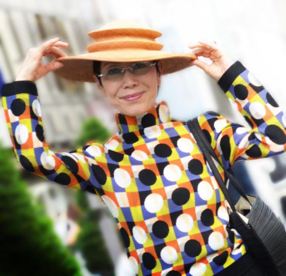老人也可以潮!日本的時尚阿嬤們6