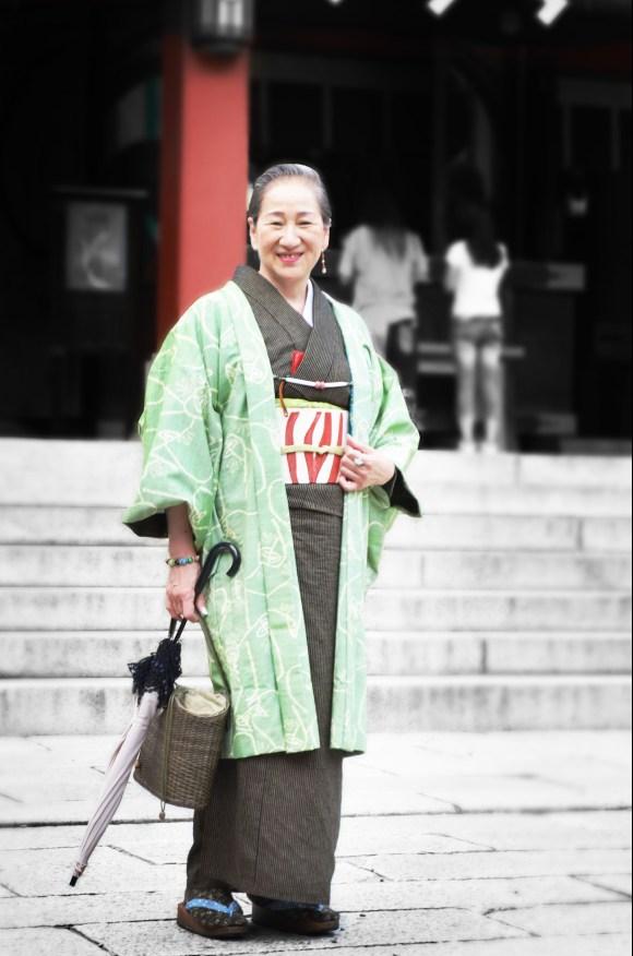 老人也可以潮!日本的時尚阿嬤們7