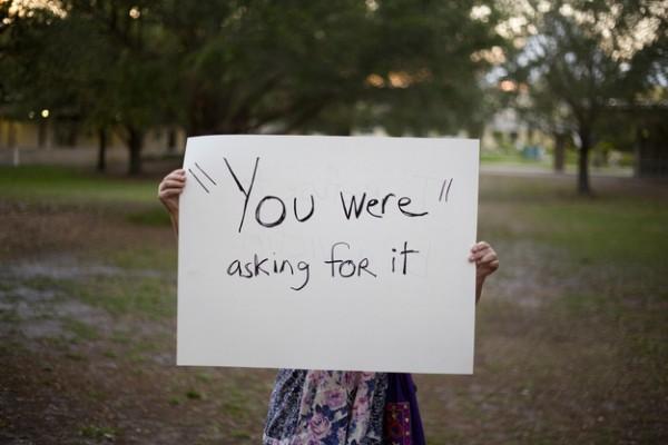 被強暴的人勇敢寫下強暴犯說過的話14